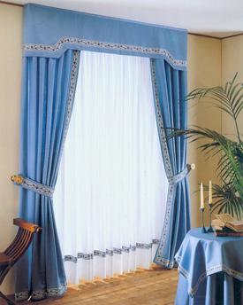 Casa del sof punto tenda asti for Tende casa classica